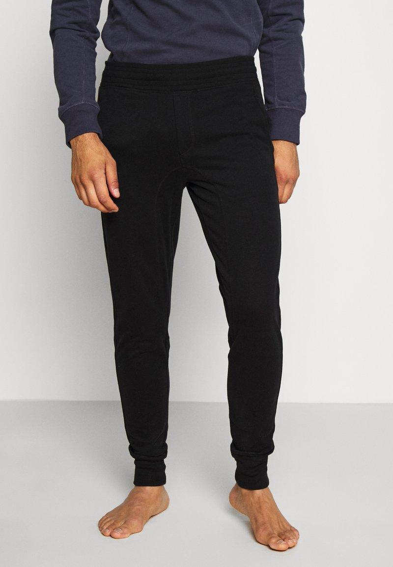 Frescobol Carioca - LEBLON LOUNGEWEAR - Pyjama bottoms - black