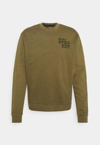 Marc O'Polo DENIM - Sweatshirt - fresh olive - 3