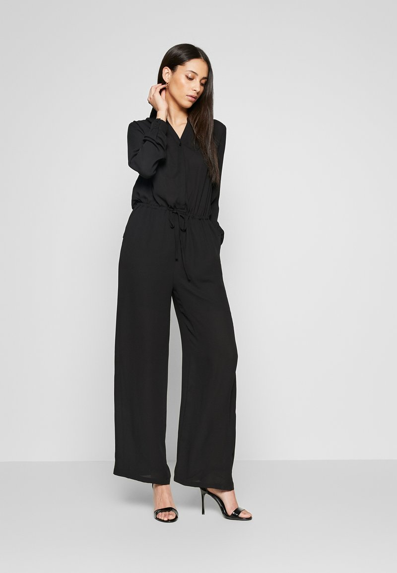 Selected Femme Tall - SLFDAMINA - Kombinezon - black