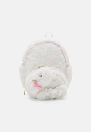 SWAN PLUSH BACKPACK - Sac à dos - white