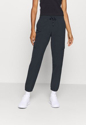 ELASTIC CUFF PANTS LEGACY - Trainingsbroek - black