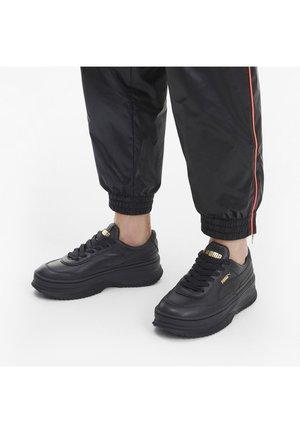 Trainers - puma black