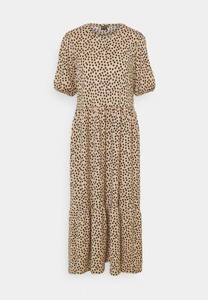 AMITA DRESS - Maxi dress - brown