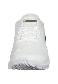Under Armour - HOVR SONIC 3 - Zapatillas de running neutras - white / metallic gun metal - 6