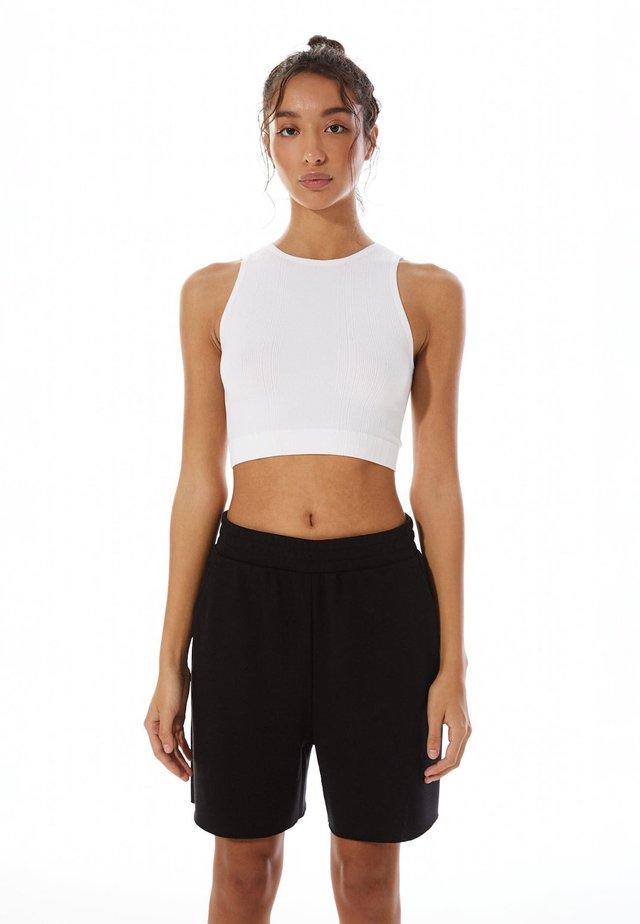 STR-EET  - Pantaloni sportivi - black