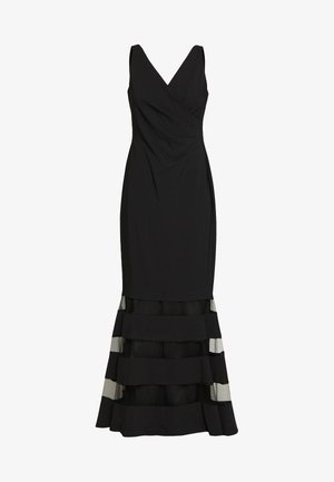 LONG GOWN COMBO - Occasion wear - black