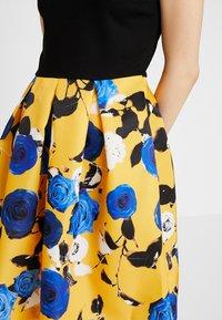 Anna Field - Robe d'été - blue/yellow - 5
