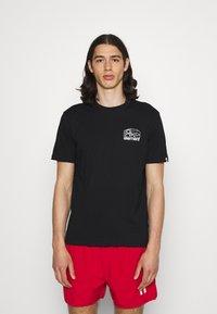 Element - SUNNET - T-shirt print - flint black - 0