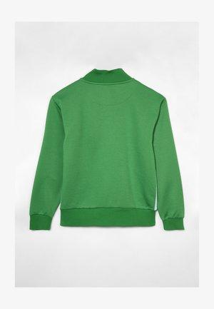 VIBE - Zip-up hoodie - amazon green