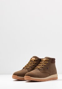 Boxfresh - BROWNDALE - Lace-up ankle boots - tan - 2