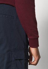 Newport Bay Sailing Club - PANT - Cargo trousers - navy - 4