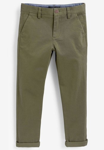 KHAKI CHINO TROUSERS (3-16YRS)