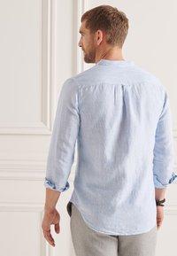 Superdry - Formal shirt - blue bonnet stripe - 1
