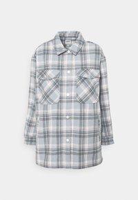 ONLY - ONLELLENE VALDA CHACKET - Lett jakke - cashmere blue/blue/pink - 4