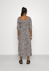 b.young - JOELLA SMOCK DRESS  - Day dress - birch - 2