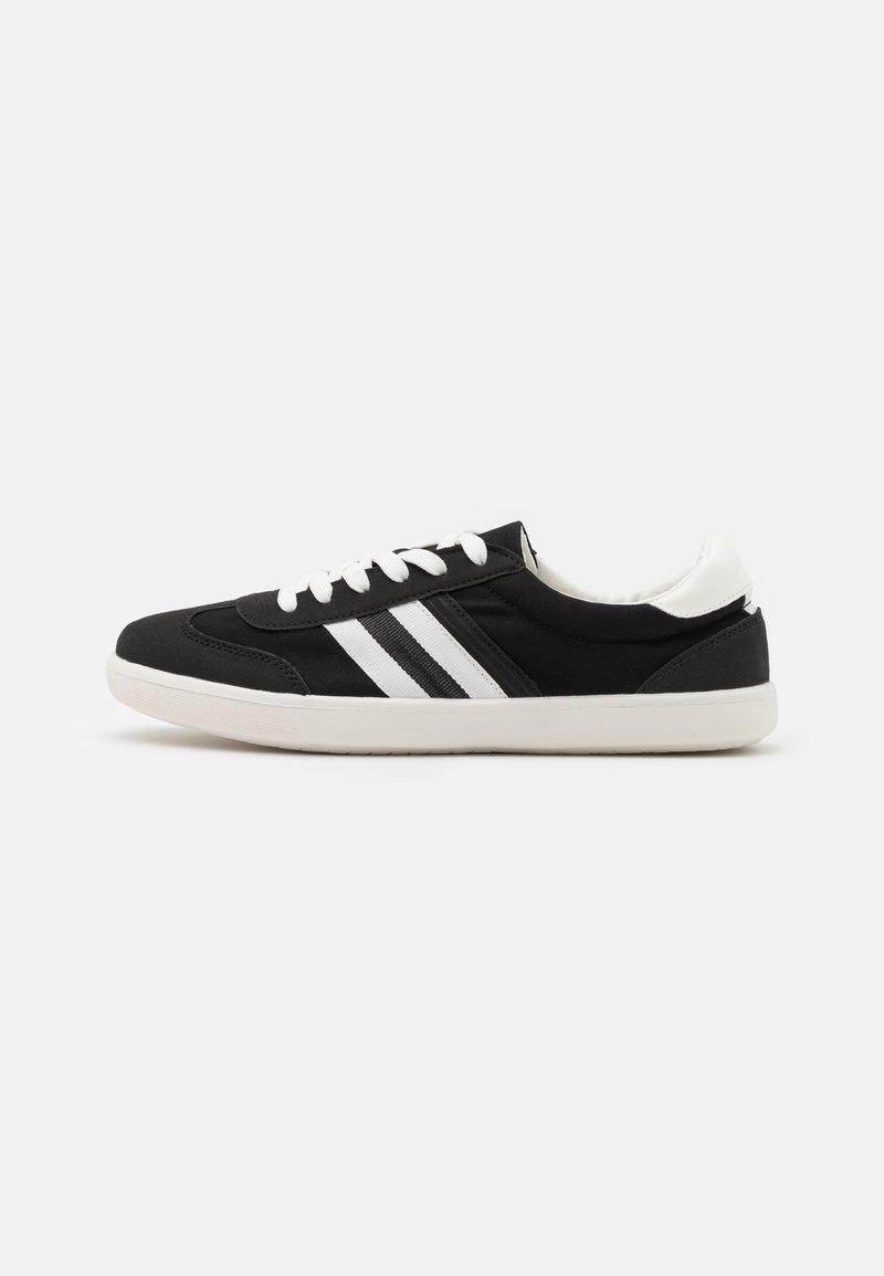 Burton Menswear London - SONNY - Sneakers laag - black