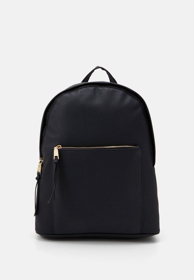 CLIVE ZIP AROUND BACKPACK - Tagesrucksack - black
