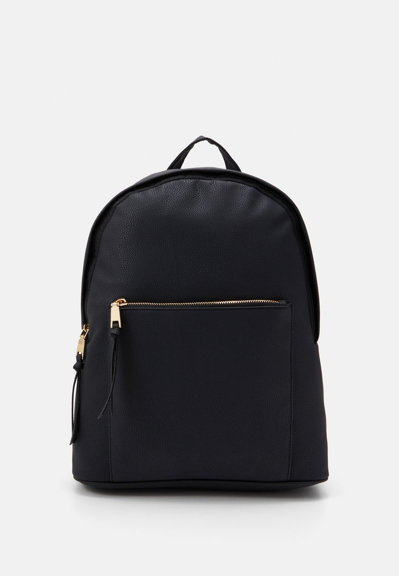 New Look - CLIVE ZIP AROUND BACKPACK - Batoh - black