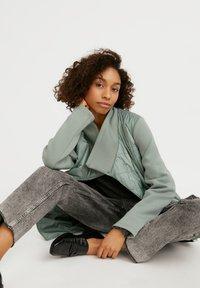 Finn Flare - Winter jacket - grey-green - 2