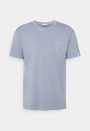 T-shirt - bas - periwinkle