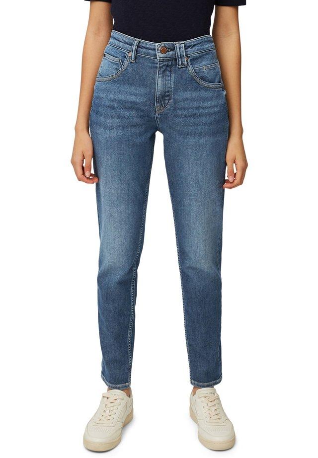 Jeans baggy - multi/vintage dark blue