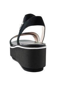 Ekonika - Platform sandals - schwarz - 4