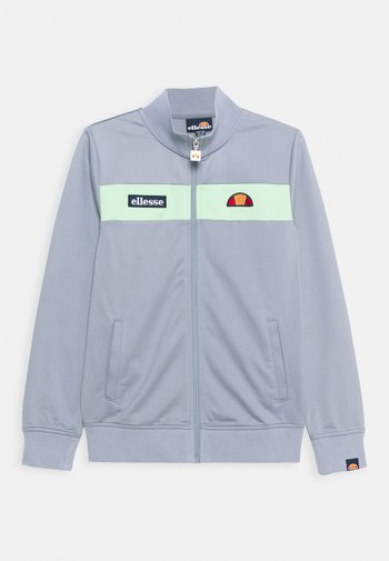 RELLIO - Sweater met rits - grey
