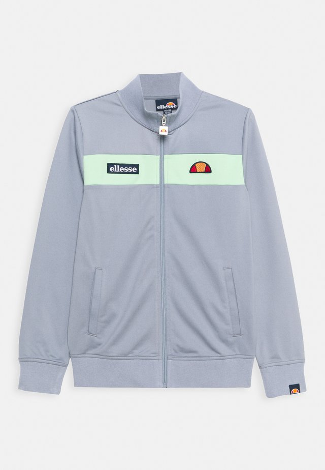 RELLIO - veste en sweat zippée - grey