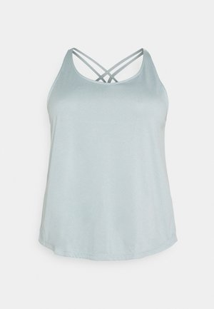 TUNIC TANK - Sports shirt - green tint