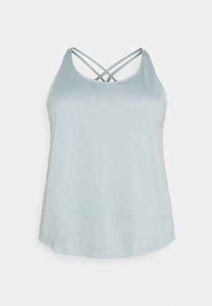TUNIC TANK - Camiseta de deporte - green tint