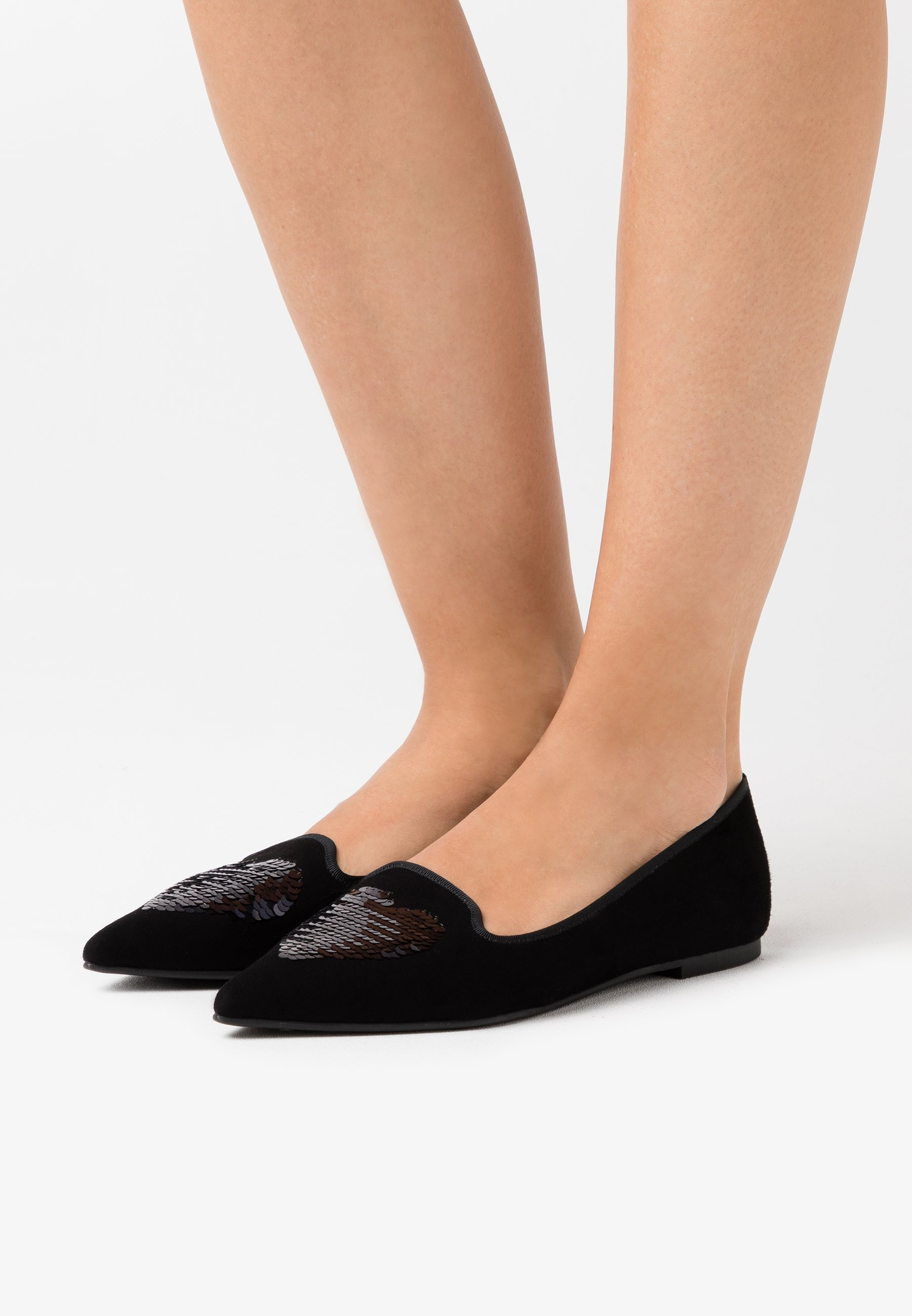 Women ANGELIS - Ballet pumps - black