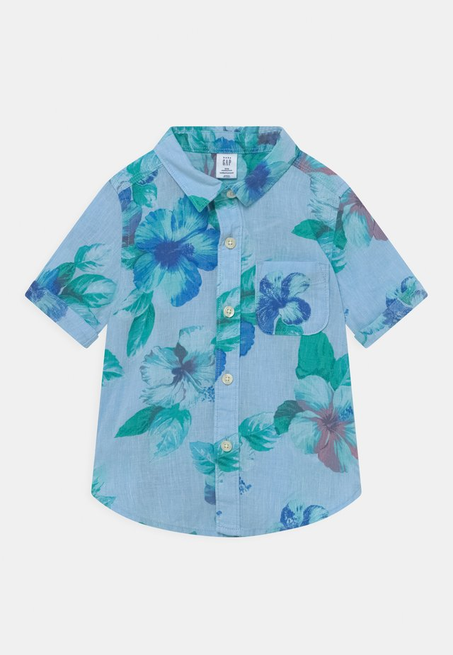 TODDLER BOY - Camisa - blue