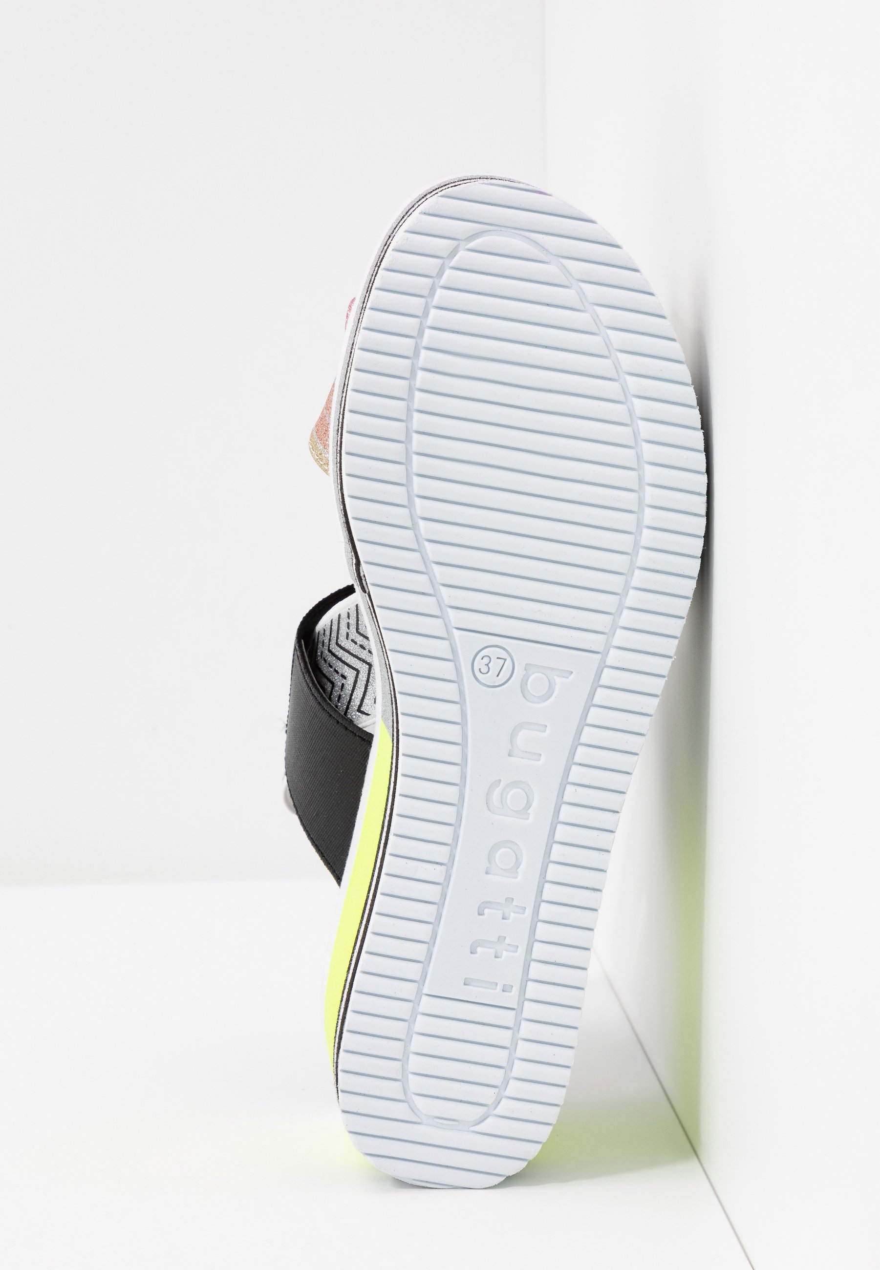 Perfect Women's Shoes Bugatti CHAI Platform sandals multicolour/silver d3b92vknI