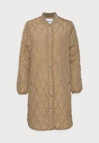KIP JACKET - Winter coat - canyon clay