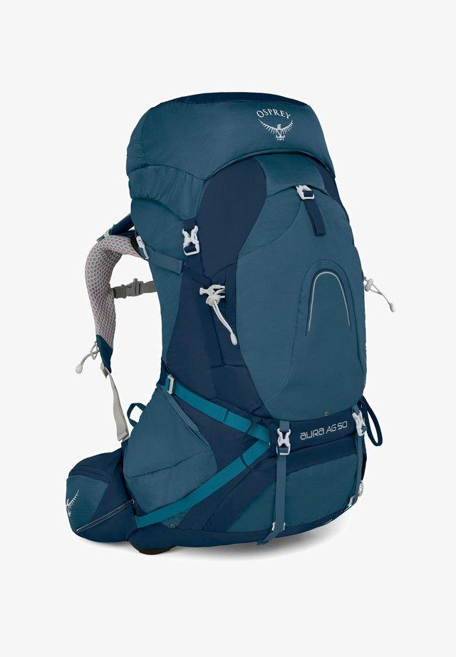 AURA  - Hiking rucksack - challenger blue