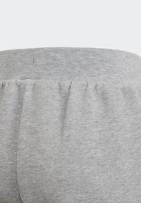 adidas Performance - Tracksuit bottoms - grey - 4