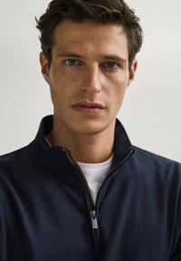 Massimo Dutti - Sweatshirt - dark blue - 5