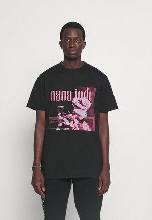 BAY - T-shirt print - black