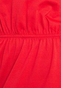 Vila - VIDREAMERS SINGLET - Maxi dress - flame scarlet - 5