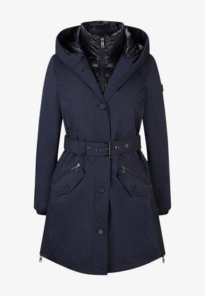 KAJA - Down coat - navy blau