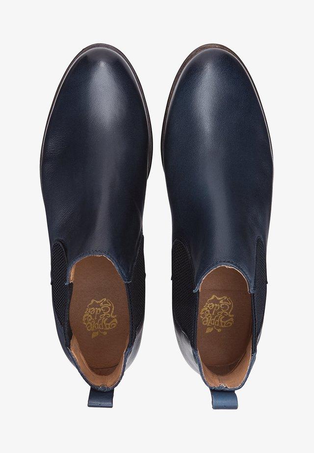 MANON - Classic ankle boots - dunkelblau