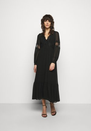 TIRM DRESS - Day dress - black