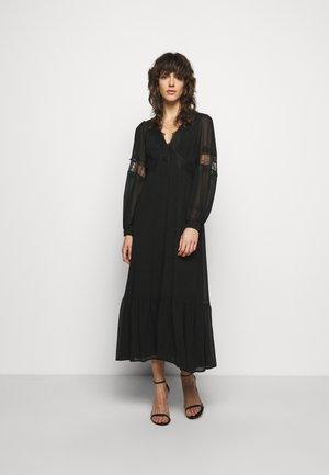 TIRM DRESS - Denní šaty - black