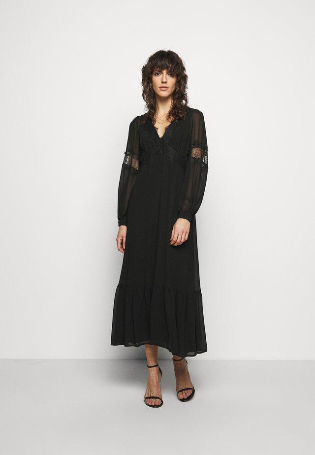 TIRM DRESS - Day dress - black