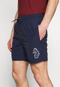 Luke 1977 - FUSE - Shorts - navy - 5