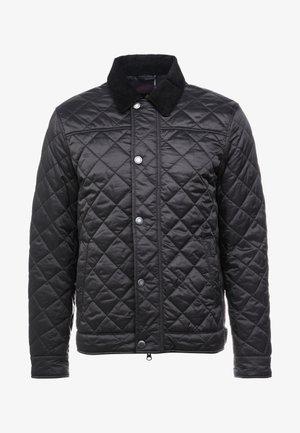 LEMAL QUILT - Lehká bunda - black
