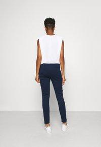 adidas Originals - PANTS - Tracksuit bottoms - collegiate navy/white - 2