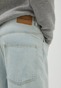 PULL&BEAR - Relaxed fit jeans - light-blue denim - 4