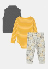 Carter's - LION SET - Vesta - yellow/dark grey - 1
