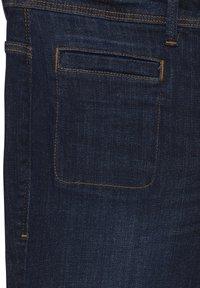ICHI - IHERIN HASSE TREND - Bootcut jeans - medium blue - 5